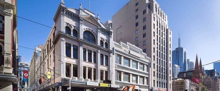 Offices commercial property for sale at 244-248 Flinders Street Melbourne VIC 3000