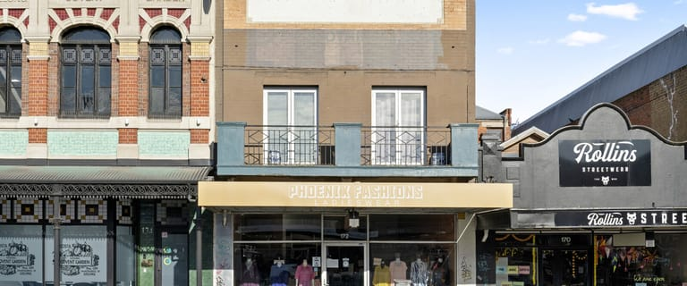 Shop & Retail commercial property for sale at 172 Moorabool Street Geelong VIC 3220