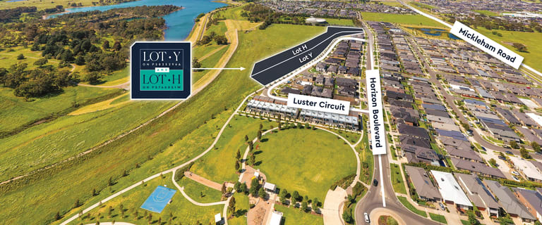 Development / Land commercial property for sale at Lots Y on PS825296A & Lot H on PS746051W, Luster Circuit Greenvale VIC 3059