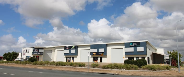Factory, Warehouse & Industrial commercial property for sale at 53 Central Park Drv Paget QLD 4740