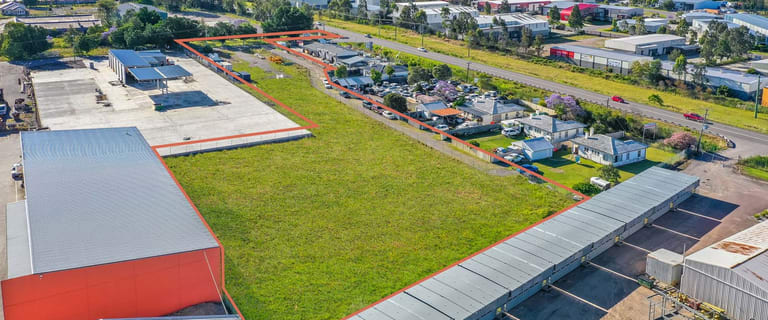 Development / Land commercial property for sale at 463 New England HIghway Rutherford NSW 2320