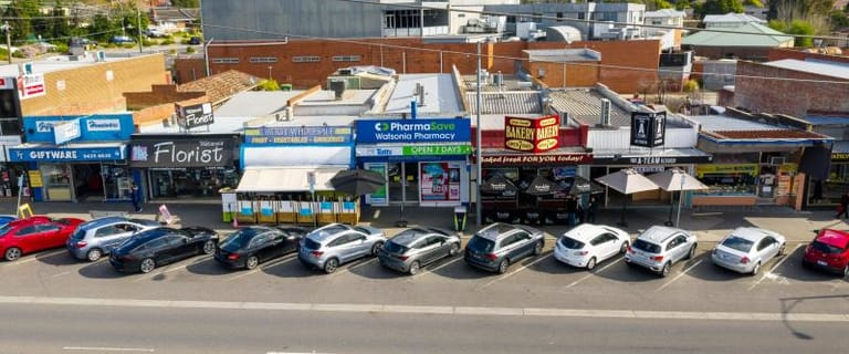 Shop & Retail commercial property for sale at 83 Watsonia Road Watsonia VIC 3087