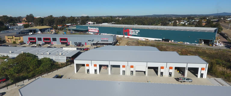 Factory, Warehouse & Industrial commercial property for sale at 22 Johnson Street Maitland NSW 2320