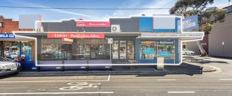 Shop & Retail commercial property for sale at 262-266 Inkerman Street St Kilda East VIC 3183