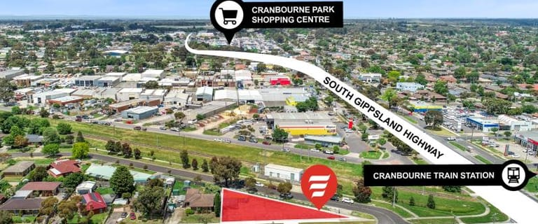 Development / Land commercial property for sale at Lot 54/2 Loch Street Cranbourne VIC 3977