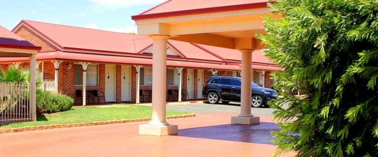 Hotel, Motel, Pub & Leisure commercial property for sale at Midtown Motor Inn/41-43 Hawthorne Street Roma QLD 4455