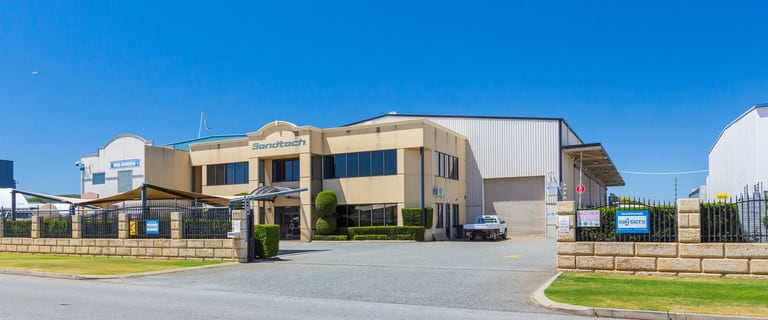 Factory, Warehouse & Industrial commercial property for sale at 573 Bickley Road Maddington WA 6109
