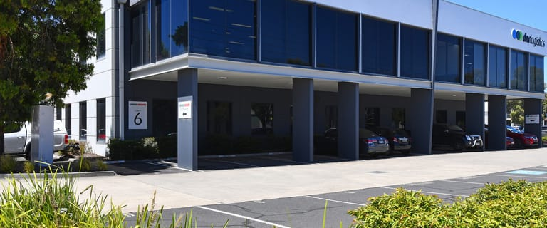 Factory, Warehouse & Industrial commercial property for sale at 6/6 Garden  Road Clayton VIC 3168