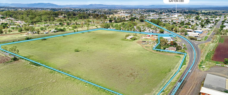 Development / Land commercial property for sale at 289 Eastern Drive Gatton QLD 4343