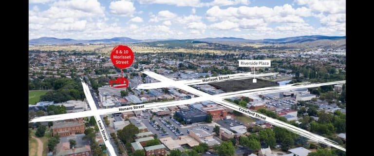 Development / Land commercial property for sale at 8 & 10 Morisset Street Queanbeyan NSW 2620