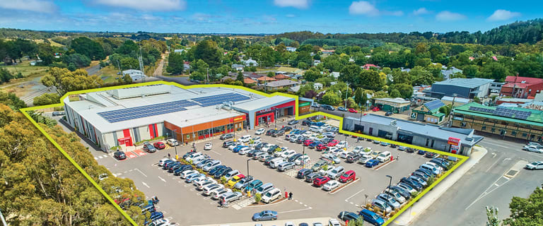 Shop & Retail commercial property for sale at Coles Woodend, 61 High Street Woodend VIC 3442