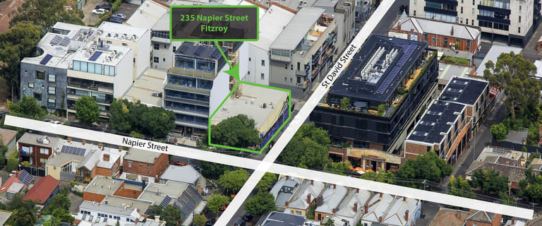 Shop & Retail commercial property for sale at 235 Napier Street Fitzroy VIC 3065