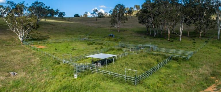 """Rural / Farming commercial property for sale at """"South Kipper"""" 127 Kipper Creek Road Biarra QLD 4313"""