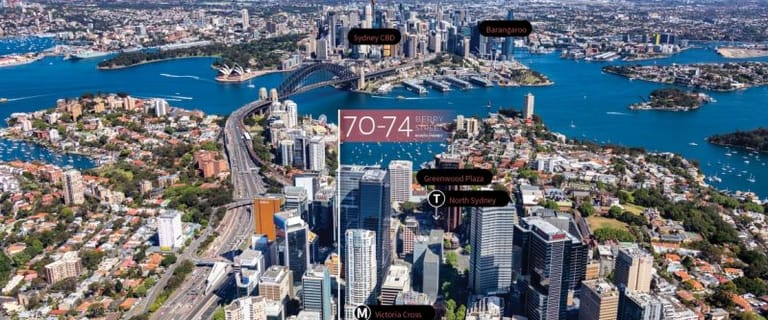 Other commercial property for sale at 70-74 Berry Street North Sydney NSW 2060