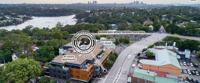 Showrooms / Bulky Goods commercial property for sale at Lot 1 & 2/64-66 Gladesville Road Hunters Hill NSW 2110