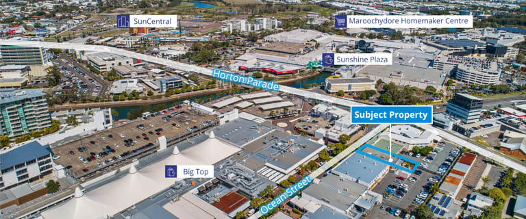 Shop & Retail commercial property sold at 19 Ocean Street Maroochydore QLD 4558