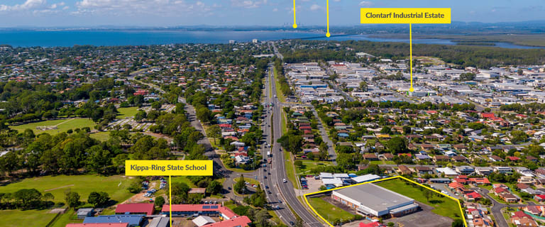Shop & Retail commercial property for sale at 403-407 Elizabeth Avenue Kippa-ring QLD 4021