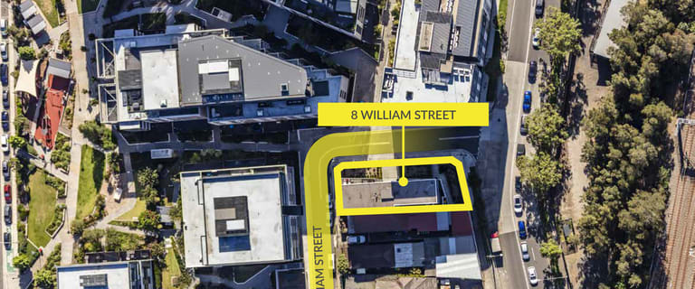 Shop & Retail commercial property sold at 8 William Street Lewisham NSW 2049