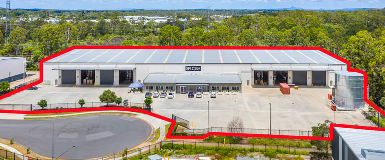 Factory, Warehouse & Industrial commercial property for sale at 68-74 Badu Court Meadowbrook QLD 4131