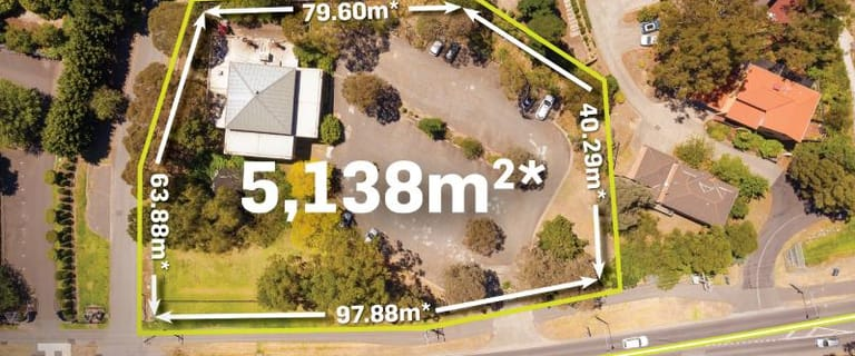Development / Land commercial property for sale at 1445-1453 Main Road Eltham VIC 3095