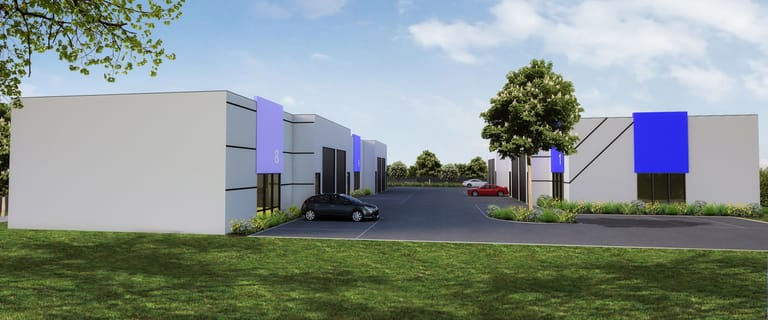 Showrooms / Bulky Goods commercial property for sale at 1-8/26-30 Parsons Avenue Springvale VIC 3171