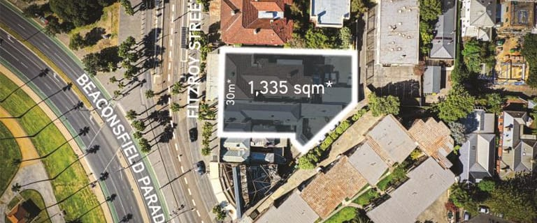 Development / Land commercial property for sale at 7, 9 & 11-15 Fitzroy Street St Kilda VIC 3182