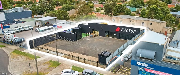 Development / Land commercial property for sale at 203-207 Nepean Highway Gardenvale VIC 3185