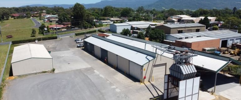 Factory, Warehouse & Industrial commercial property for sale at Bomaderry NSW 2541