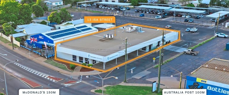 Medical / Consulting commercial property for sale at 13 Isa Street Mount Isa QLD 4825