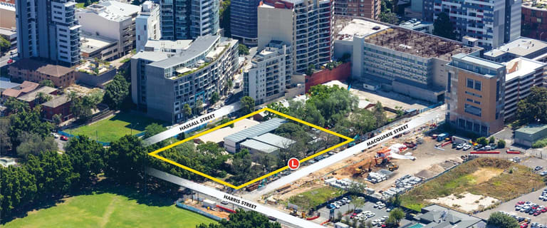 Development / Land commercial property for sale at Part of 34 Hassall Street Parramatta NSW 2150