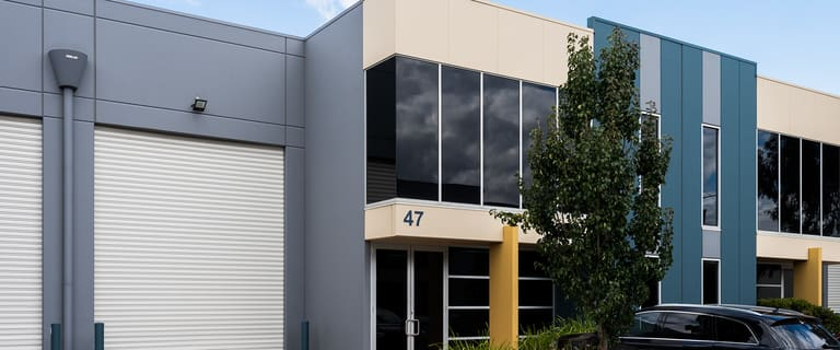 Factory, Warehouse & Industrial commercial property for sale at 47/140-148 Chesterville Road Cheltenham VIC 3192