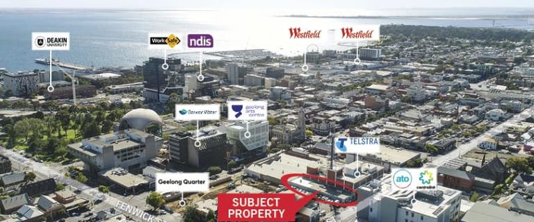 Offices commercial property sold at Whole of Property/15 Lt Ryrie Street Geelong VIC 3220