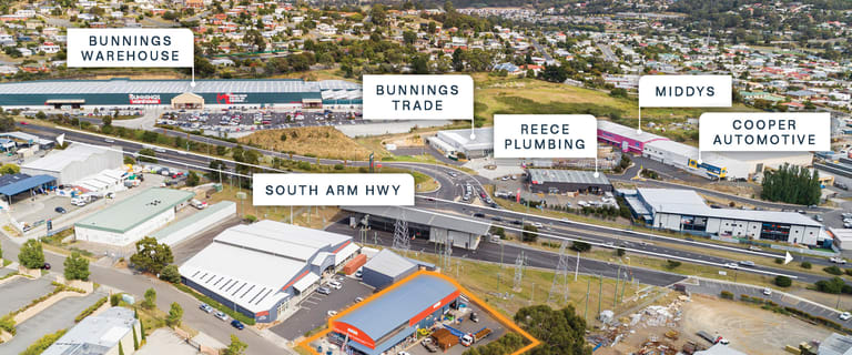 Shop & Retail commercial property for sale at 14 McIntyre Street Mornington TAS 7018