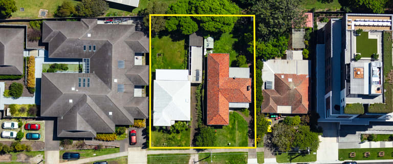 Development / Land commercial property for sale at 17-19 Hinkler Avenue Caringbah NSW 2229