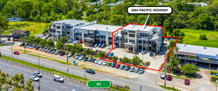 Offices commercial property for lease at 3994 Pacific Highway Springwood QLD 4127