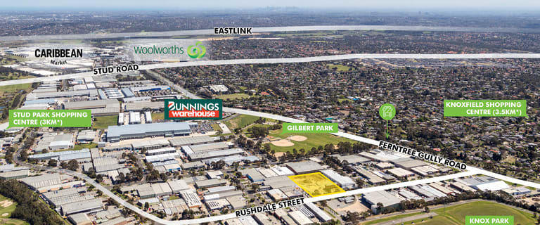 Factory, Warehouse & Industrial commercial property for lease at 26 Rushdale Street Knoxfield VIC 3180