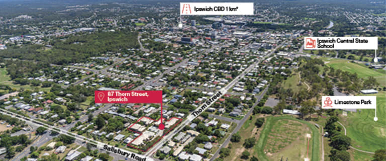 Other commercial property for sale at 87 Thorn Street Ipswich QLD 4305