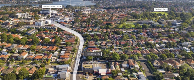Shop & Retail commercial property sold at 4-8 Ramsay Road Five Dock NSW 2046