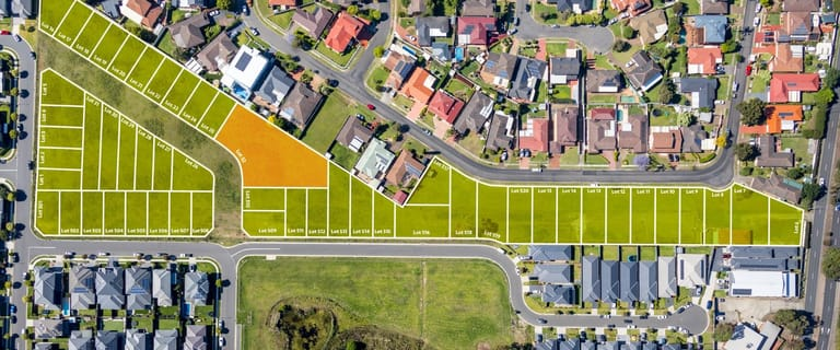 Development / Land commercial property for sale at 54 Hambledon Road The Ponds NSW 2769