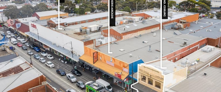 Offices commercial property sold at 477 Sydney Road Coburg VIC 3058
