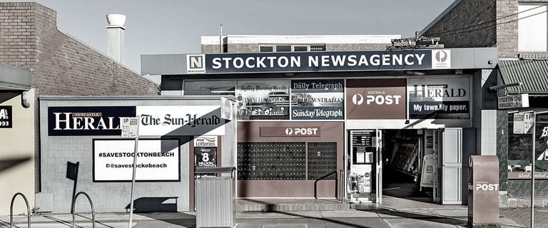 Shop & Retail commercial property for sale at 29 Mitchell Street Stockton NSW 2295