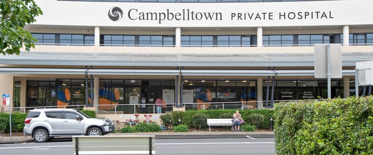 Medical / Consulting commercial property for sale at 11/42 Parkside Crescent Campbelltown NSW 2560