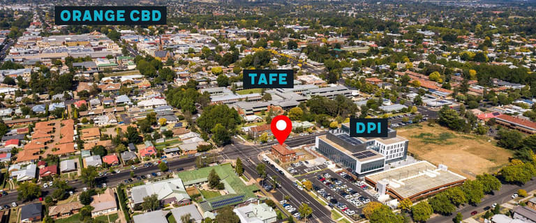 Showrooms / Bulky Goods commercial property for sale at 291 Anson St Orange NSW 2800
