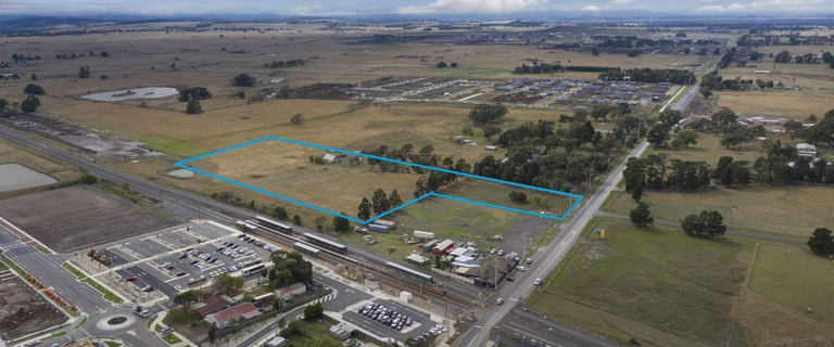 Development / Land commercial property for sale at 835 Donnybrook Road Donnybrook VIC 3064