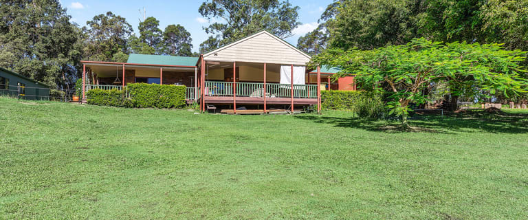 Rural / Farming commercial property for sale at 305 Lake MacDonald Drive Cooroy QLD 4563