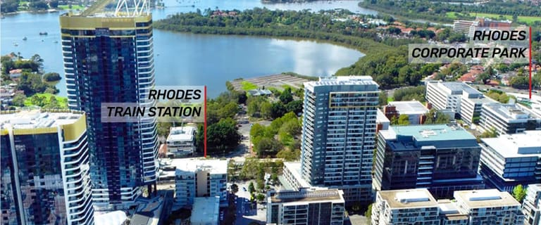 Development / Land commercial property for sale at 1-9 Marquet Street Rhodes NSW 2138