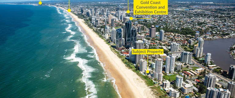 Development / Land commercial property for sale at 9-11 Garfield Terrace Surfers Paradise QLD 4217