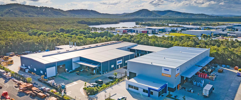 Factory, Warehouse & Industrial commercial property for sale at 15 & 17 Dacmar Road Coolum Beach QLD 4573