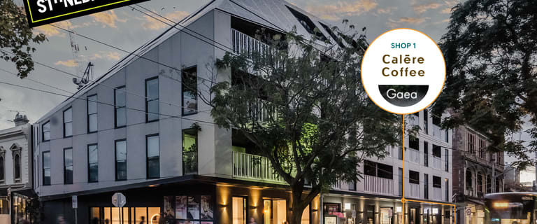 Shop & Retail commercial property for sale at Shop 1, 166 Gertrude Street Fitzroy VIC 3065