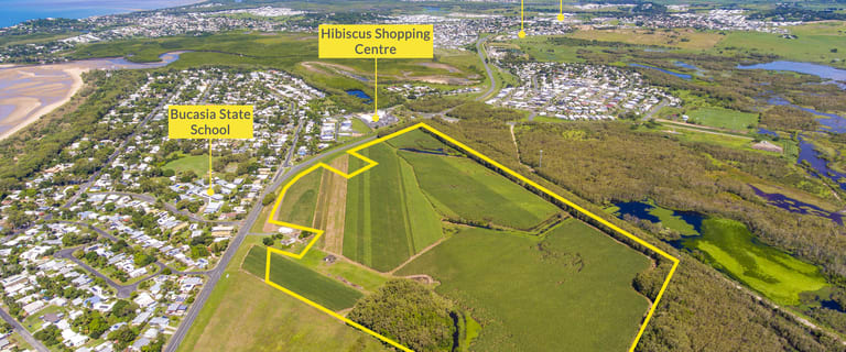 Development / Land commercial property for sale at 38-40 Downie Avenue Bucasia QLD 4750